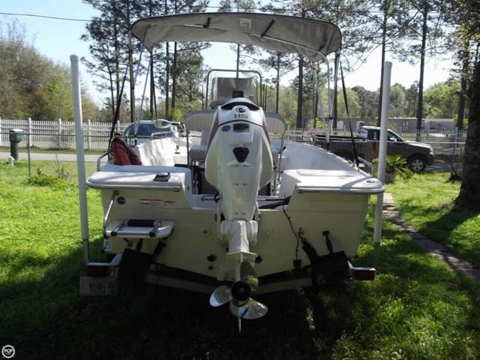 2014 Carolina Skiff Sea Chaser 180 F Photo 5 sur 20