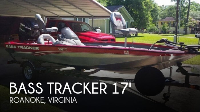 2013 Bass Tracker Pro Pro Team 175 TXW Photo 1 sur 20