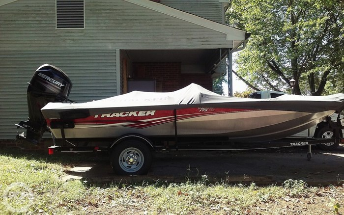 2013 Bass Tracker Pro Pro Team 175 TXW Photo 4 sur 20