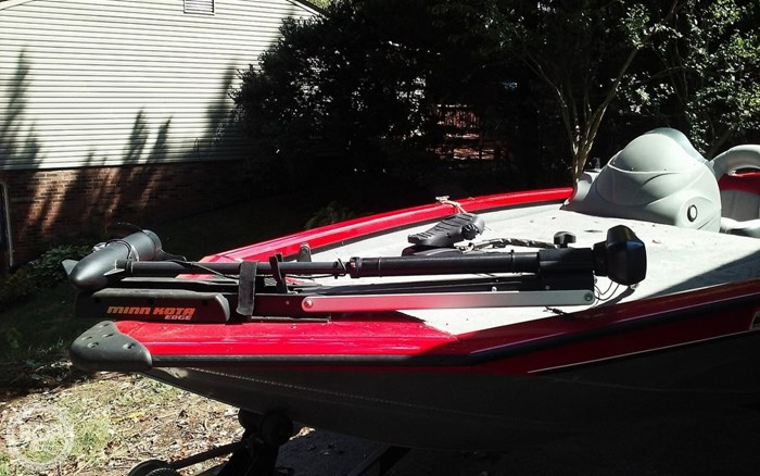 2013 Bass Tracker Pro Pro Team 175 TXW Photo 9 sur 20