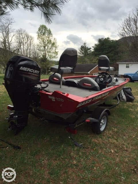 2013 Bass Tracker Pro Pro Team 175 TXW Photo 3 sur 20