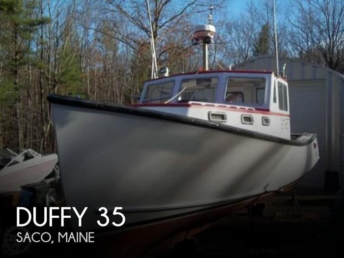 1986 Duffy 35 Photo 1 sur 20