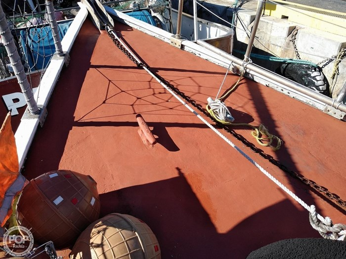 1975 Skookum Commercial Sail Fishing Boat Photo 6 of 20