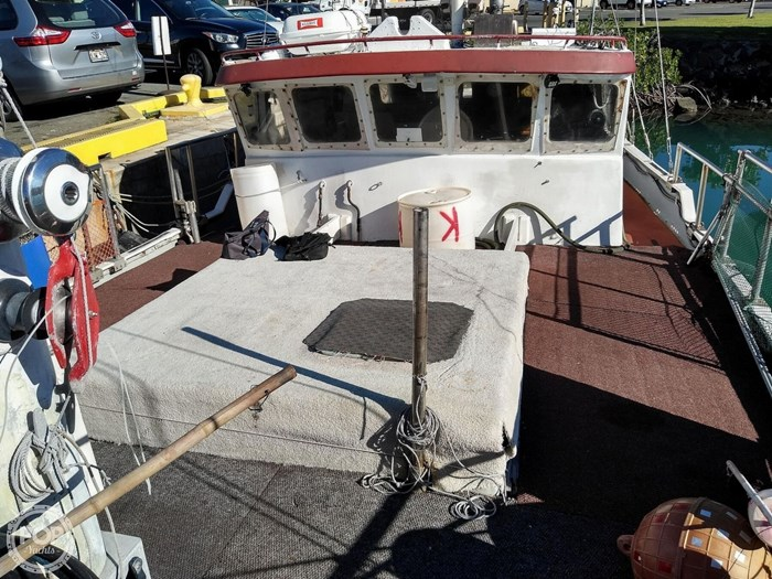 1975 Skookum Commercial Sail Fishing Boat Photo 2 of 20