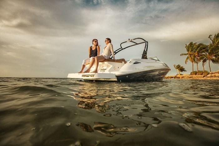 2016 Sea Ray 240 Sundeck Photo 8 of 30