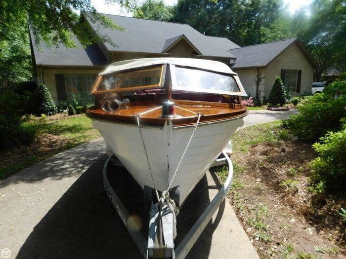 1958 Chris-Craft Sea Skiff 18 Photo 7 of 20