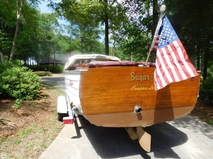 1958 Chris-Craft Sea Skiff 18 Photo 8 of 20