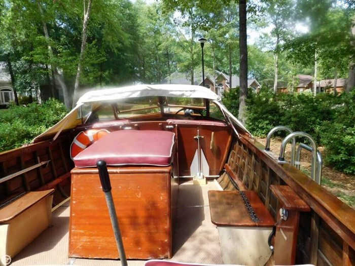1958 Chris-Craft Sea Skiff 18 Photo 10 of 20