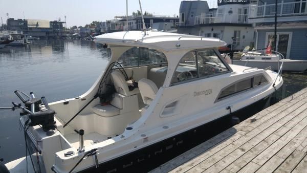 2012 Bayliner 266 Discovery Photo 1 of 17