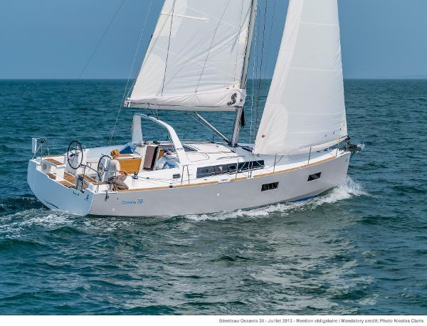 2021 Beneteau Oceanis 38.1 Photo 32 sur 32