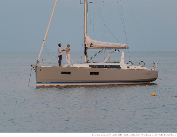 2021 Beneteau Oceanis 38.1 Photo 24 sur 32