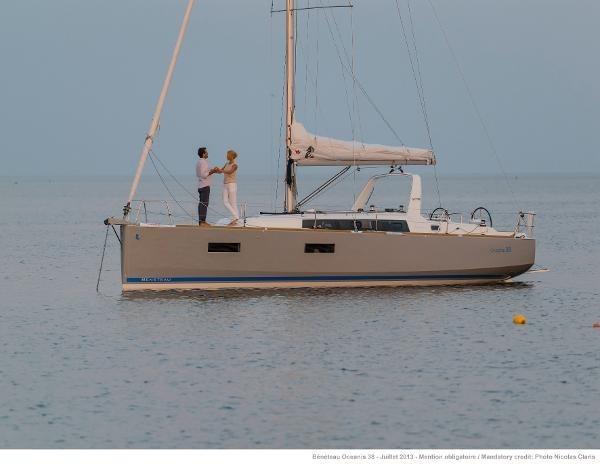 2019 Beneteau Oceanis Photo 9 sur 32