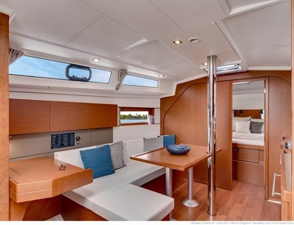 2021 Beneteau Oceanis 38.1 Photo 22 sur 32