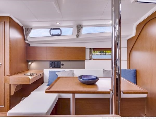 2021 Beneteau Oceanis 38.1 Photo 12 sur 32