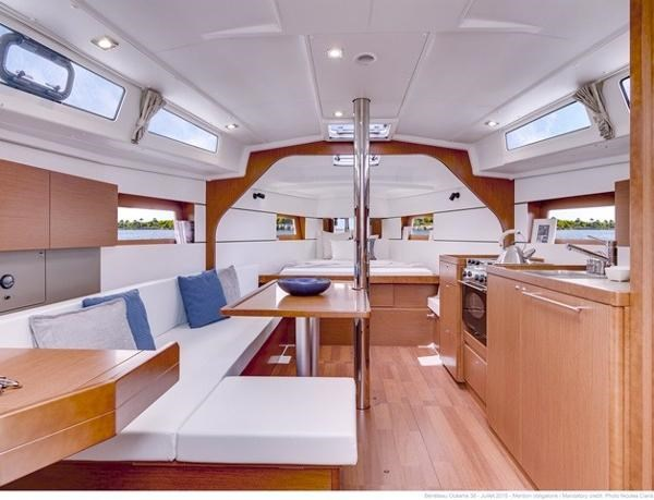 2021 Beneteau Oceanis 38.1 Photo 10 sur 32