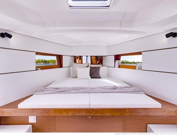 2021 Beneteau Oceanis 38.1 Photo 9 sur 32