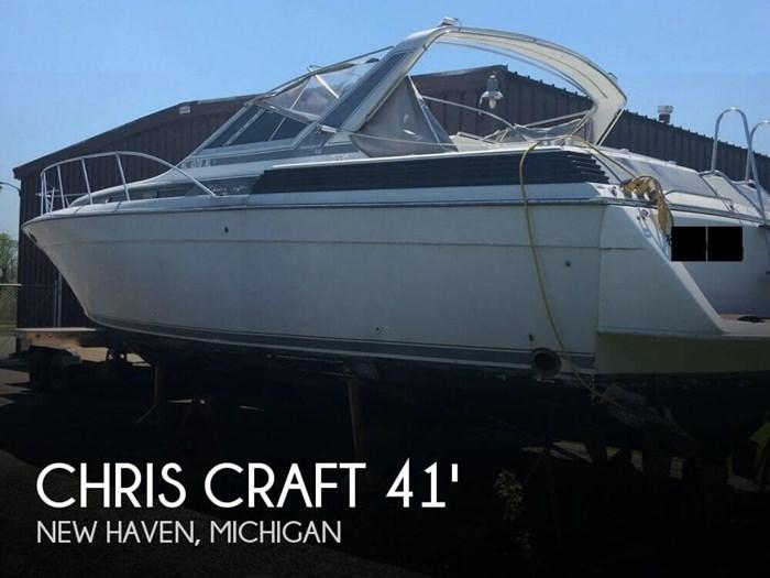 1988 Chris-Craft Amerosport 412 Photo 1 of 20