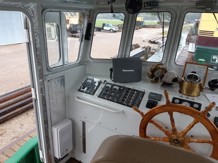 2008 Steel Model Bow Tug New Pictures Added! Photo 20 sur 22