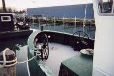 2008 Steel Model Bow Tug New Pictures Added! Photo 5 sur 22