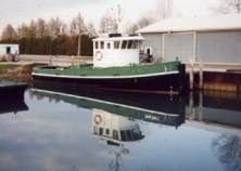 2008 Steel Model Bow Tug New Pictures Added! Photo 1 sur 22