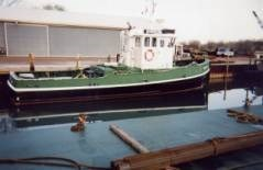 2008 Steel Model Bow Tug New Pictures Added! Photo 2 sur 22