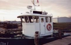 2008 Steel Model Bow Tug New Pictures Added! Photo 3 sur 22