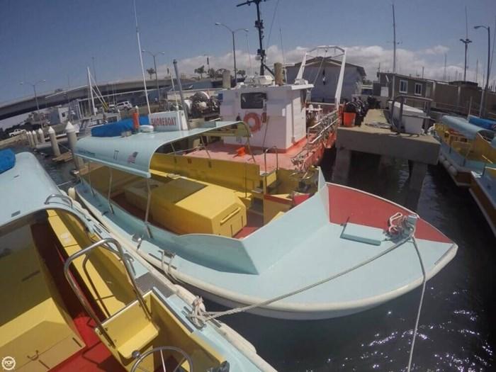 1975 Seaway Boats Company Custom 26' Water Taxi Photo 3 of 20