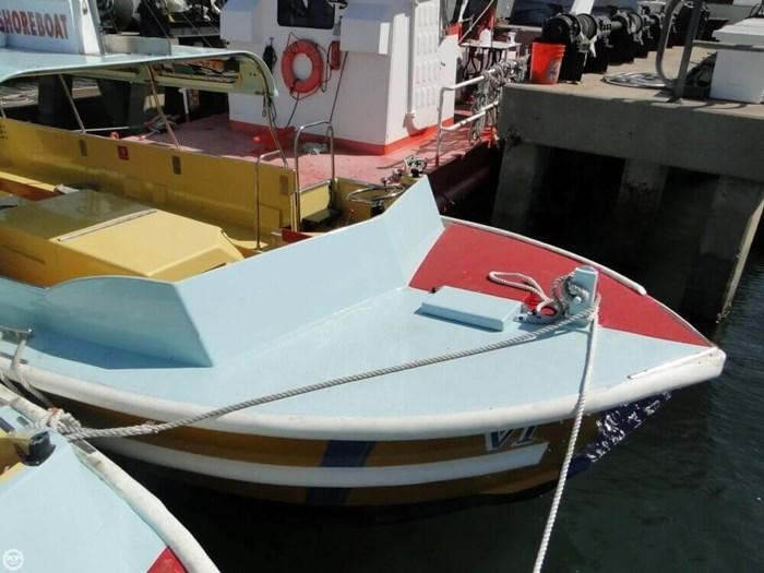 1975 Seaway Boats Company Custom 26' Water Taxi Photo 4 of 20