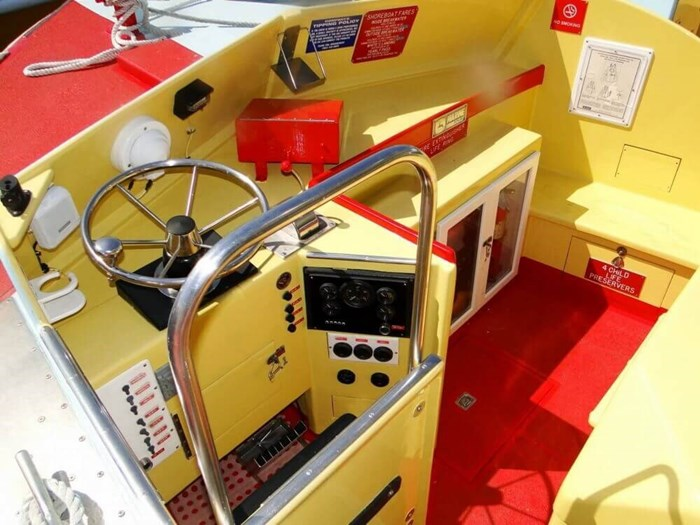 1975 Seaway Boats Company Custom 26' Water Taxi Photo 8 of 20