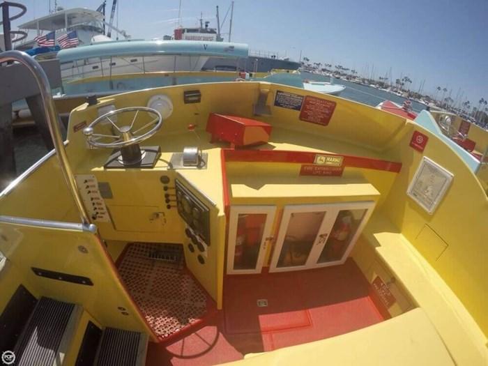 1975 Seaway Boats Company Custom 26' Water Taxi Photo 10 of 20