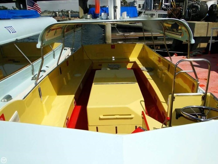 1975 Seaway Boats Company Custom 26' Water Taxi Photo 15 of 20