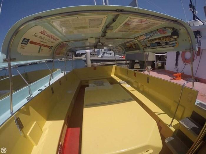 1975 Seaway Boats Company Custom 26' Water Taxi Photo 17 of 20