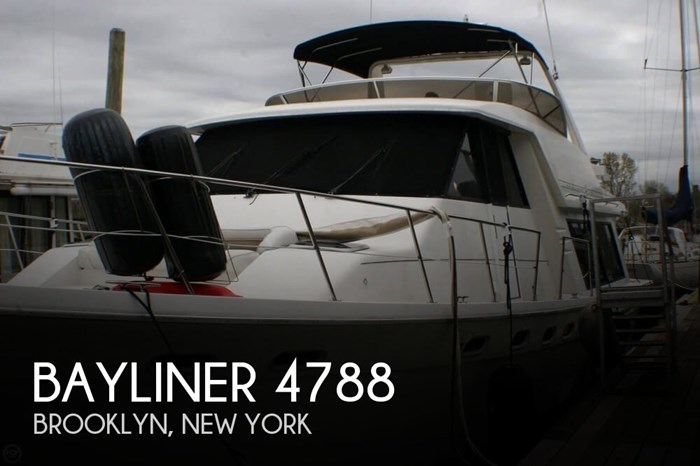 1995 Bayliner 4788 Photo 1 sur 20