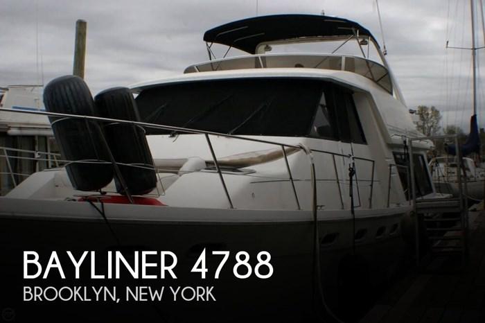 1995 Bayliner 4788 Photo 1 of 20