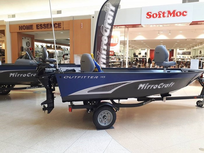 2021 MirroCraft 145 T Outfitter Photo 1 sur 7