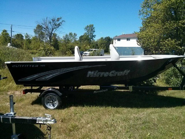2021 MirroCraft 145 T Outfitter Photo 6 sur 7