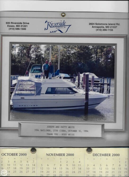 1994 Bayliner Cierra 2566 Photo 3 sur 21