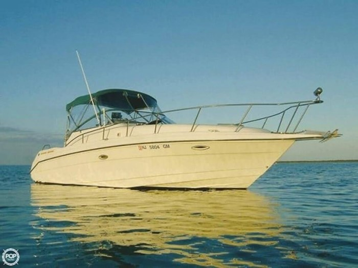1994 Rinker 280 Fiesta Vee Photo 4 of 20