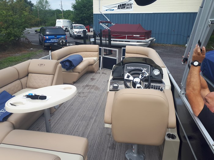 Montego Bay C8518 Deluxe Loaded 2019 New Boat for Sale in