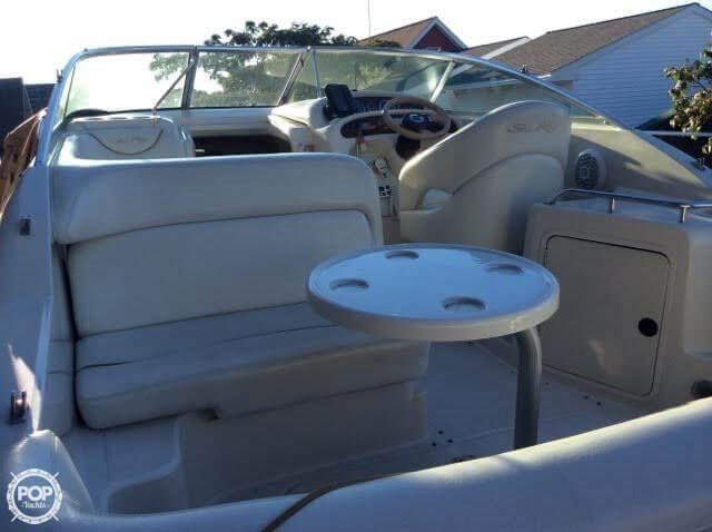 2002 Sea Ray 240 Sundancer Photo 8 of 20