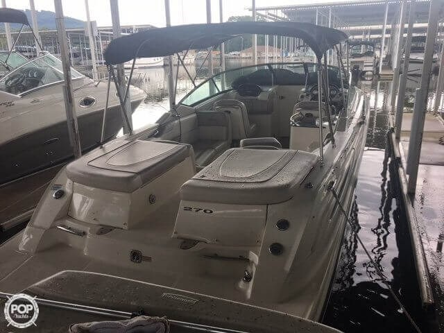 2005 Sea Ray 270 SLX Photo 16 of 20
