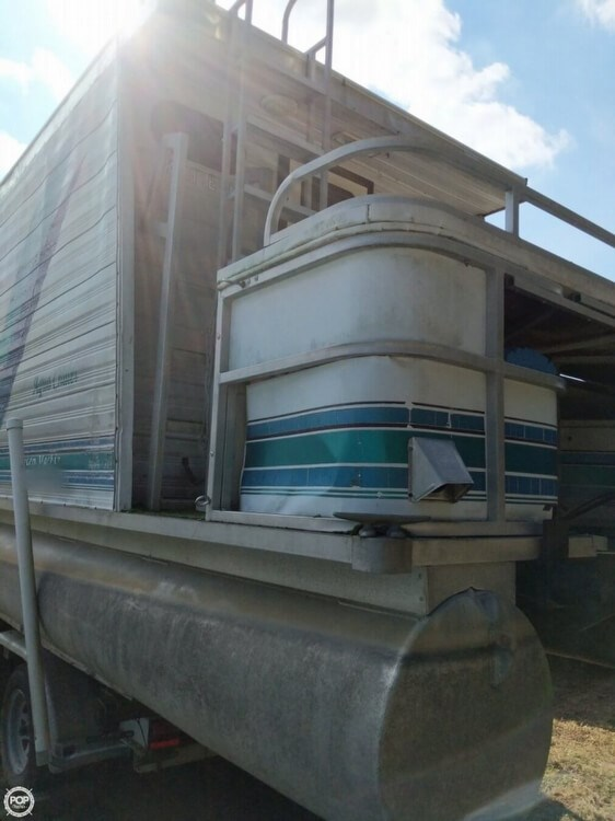 1997 Leisure Kraft 30 House Boat Photo 4 sur 20