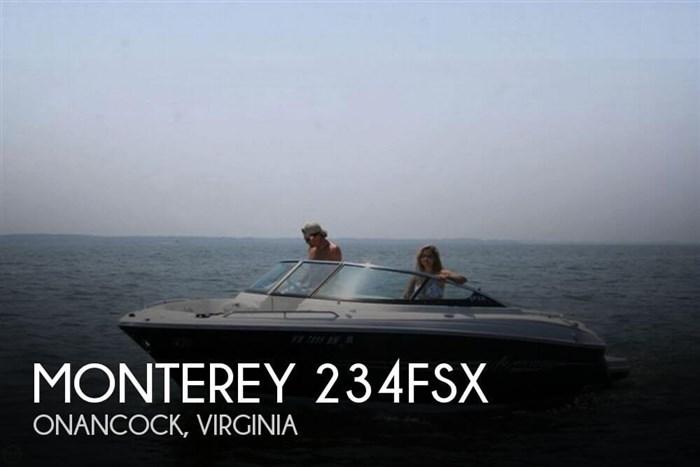 2007 Monterey 234FSX Photo 1 of 20