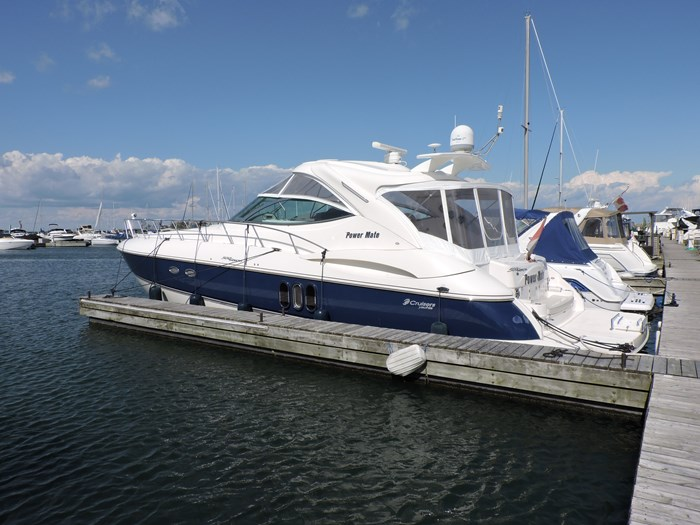 2005 Cruisers Yachts 500 Express Photo 4 sur 83