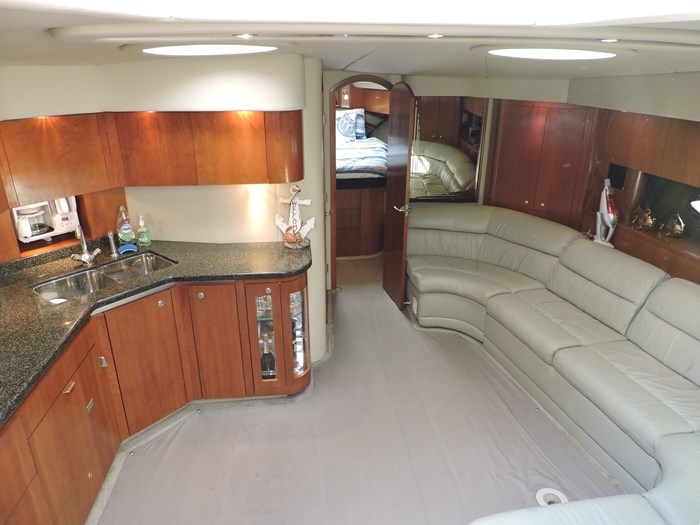 2005 Cruisers Yachts 500 Express Photo 36 sur 83