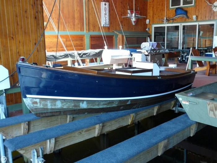 1950 Eastern 16 Runabout Tender Photo 2 sur 20