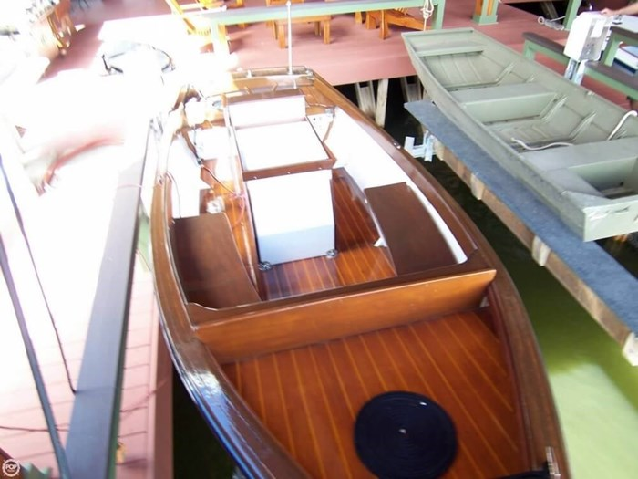 1950 Eastern 16 Runabout Tender Photo 4 sur 20