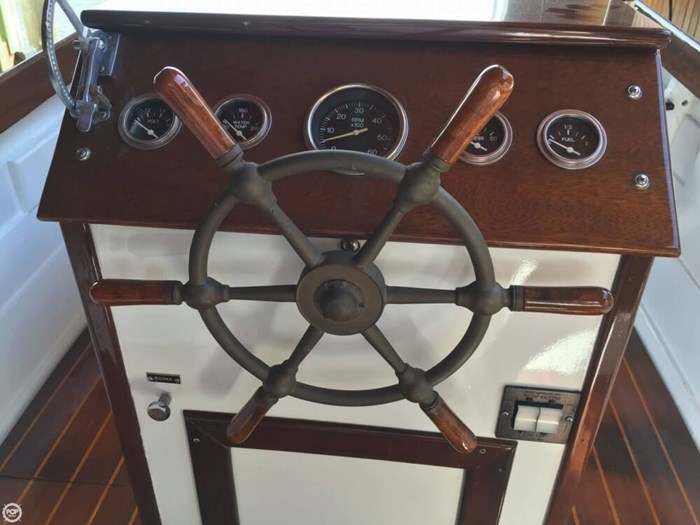 1950 Eastern 16 Runabout Tender Photo 6 sur 20