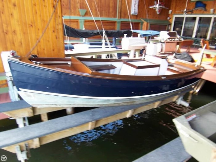 1950 Eastern 16 Runabout Tender Photo 11 sur 20