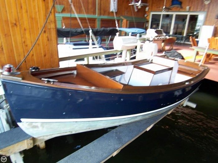1950 Eastern 16 Runabout Tender Photo 12 sur 20